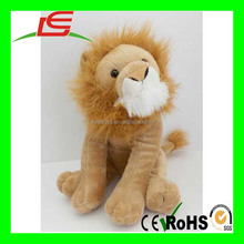 D532 Kids Lion King of the Jungle Plush Stuffed fairy tale toy
