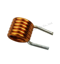 air inductive coil / variable air core coil inductor