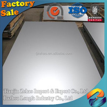 SGCC Zehao GI Sheet Galvanized Sheet Scrap / Steel Plate