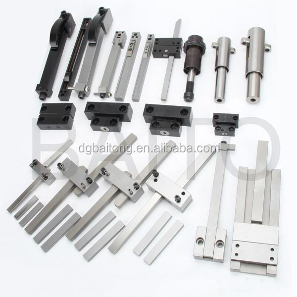 Precision mold components mplk latch locks