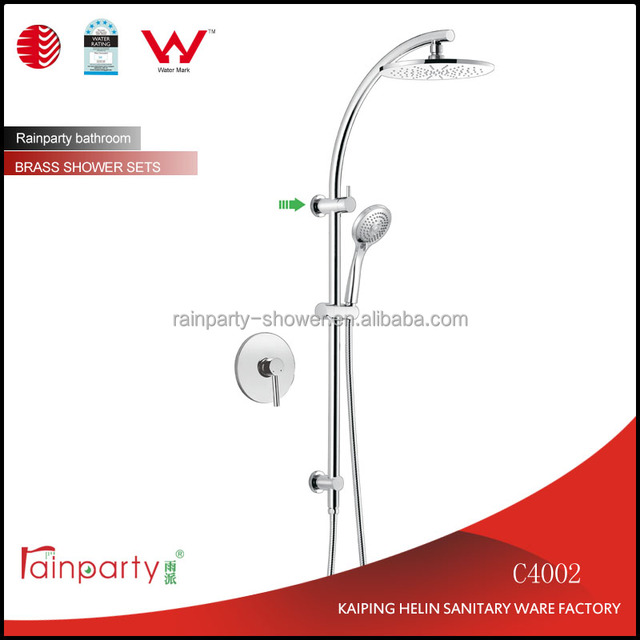 China manufacturer bathroom rain shower faucet set-C4002