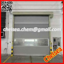 Radar electric rapid rolling screen doors