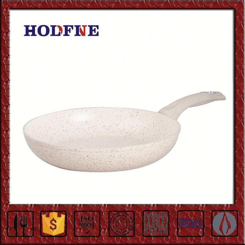 Oem Professional Production Energy-Saving Exquisite Cooking Cookware With Casting Handle Silicon Insert