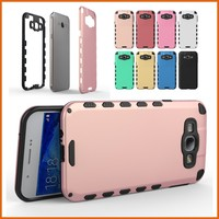 TPU PC slim robot case for samsung galaxy a8 a800