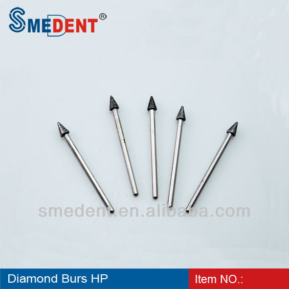 FDA Approved Dental Diamond Burs HP