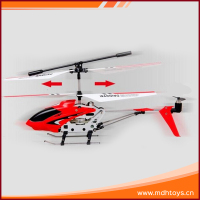 Cheap 3.5ch infrared alloy structure mini rc helicopter models with gyro