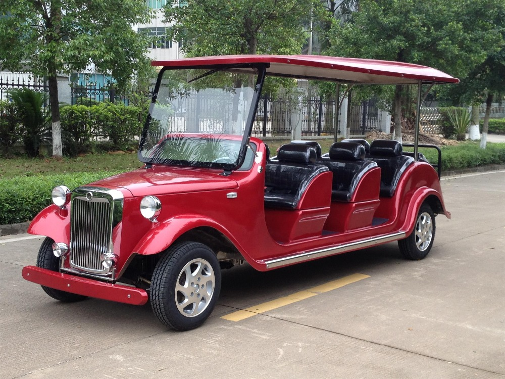 Classic design 6 passenger golf cart with top quality for Golf cart plans