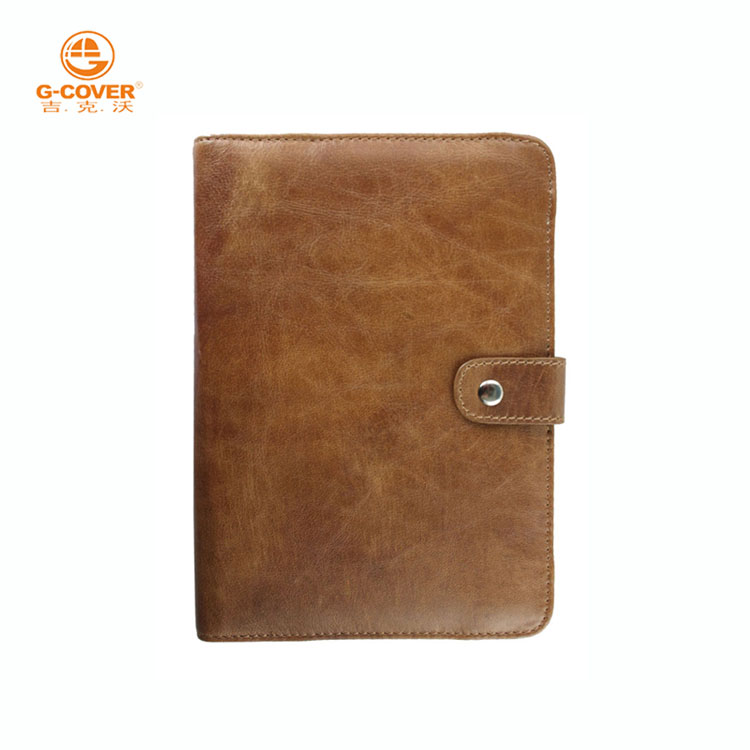 Best price top quality pu leather case for kindle