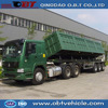 High performance hydraulic cylinder dump trailer for sale