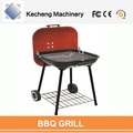 Backyard Charcoal Square Barbeque Grill With BBQ Grills Screens