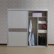 Good Quality Custom Made White Melamine Bedroom Furniture
