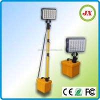 IP54 Rechargeable 20W-80W LED Flood Light Movable Lamp Outdoor Working Light Waterproof