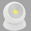 3W work light with magnetic base and 360 degrees rotatable light