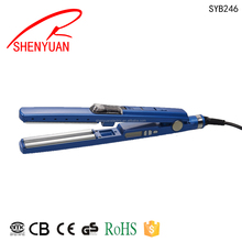 hot selling professional hair Straightener 140 Min temperature Round Plug free sample