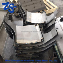 New Prototype mechanical parts fabrication services sheet metal fabrication outsourcing