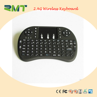 Universal 2.4G air mouse keyboard wireless remote control for android tv box