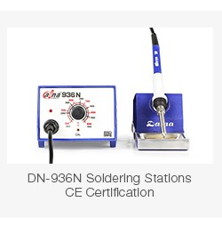 Hot Selling Daina DN-936A Brand Anti-static Ultrasonic Newly Japan PTC Heating Electric Soldering Iron