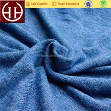 Good quality double sided 100% cotton knitted fabric for sportwear and shirt