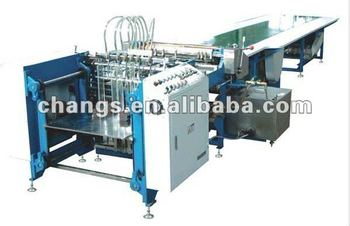 CTY-650 semi automatic photo album making machine
