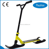 High-Performance Ski/Sled/Sledge Extreme Adult Snow Scooter