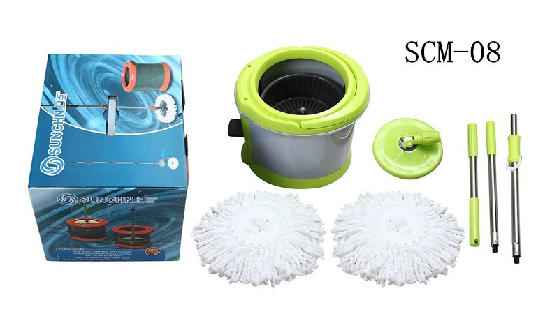 microfiber round cleaning mop