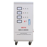 3 phase avr avs 9kva automatic ac voltage regulator