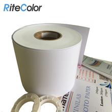240gsm Roll Paper Mini Dry Lab High Glossy Inkjet Photo Paper for Pigment Ink