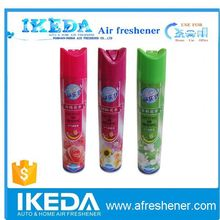 Alibaba china high quality OEM msds spray air freshener msds