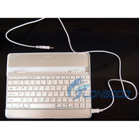 Wireless Bluetooth Magnetic Keyboard Aluminum Case Cover Stand For iPad 2 3 4