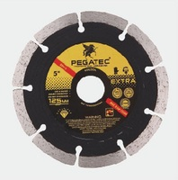 Diamond Disc Blade Dry/Wet Cutting Turbo - 180mm x 22.2mm