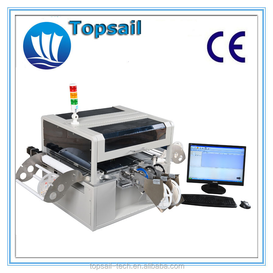 Topsail SMT pick and place PCB assembly machine