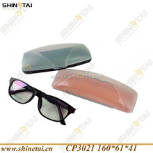 Cheap Clear Hard Plastic Eyeglasses Case