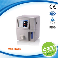 MSLAB07-I Vet blood testing machine type blood cell counters for animals