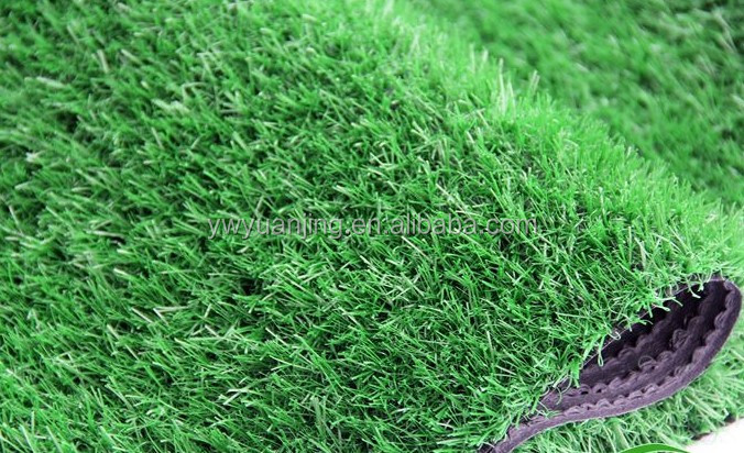 Yiwu Yuanjing artifical floor mat plastic grass carpet for children