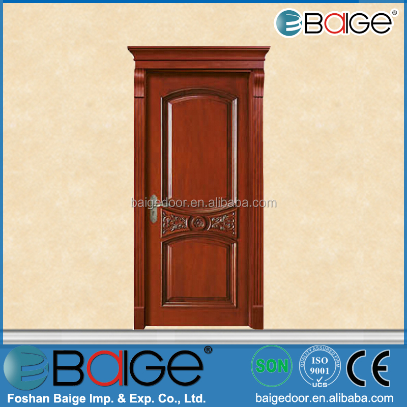 BG-M260 villa entrance solid wood front door