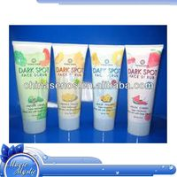 Good Quality Facial Scrub Creme liquid in tube