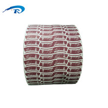custom paper plate raw material light weight coated jumbo rolling paper