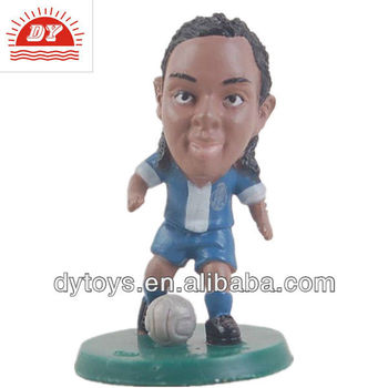 OEM small plastic football player model