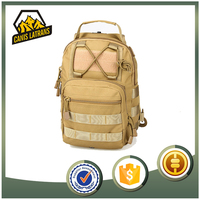 new style outdoor Good Quality Tactical single shoulder Sling Bag CL5-0056