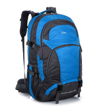 Waterproof Backpack Outdoor Travelling backpack Bag 60+5L hiking backpack