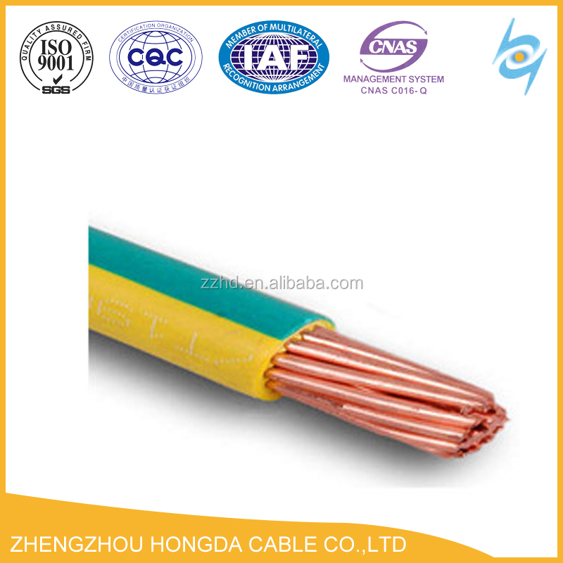 6491B / H07Z-R cable