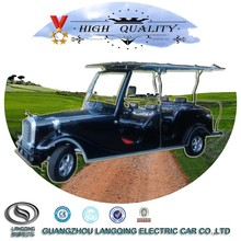 Wholesale Chinese 6 person CE approved Electric Vintage Golf Cart