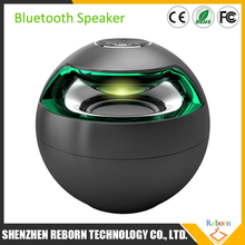 mini AJ-69 Portable Bluetooth Speaker Stereo Wireless Speakers 7 Color lED Light