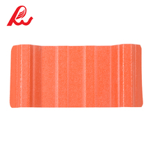 PVC asa coated roofing tile