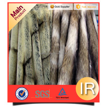 Over 9 years experience wholesale faux fabric artificial fur