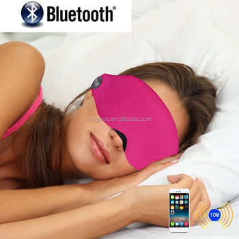 Sleep headphone eyemask