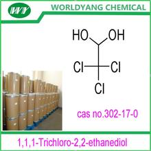 Chloral hydrate 302-17-0