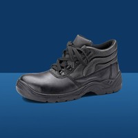 2015 steel toe safety boots Construction site/worker safety shoes anti - blow,anti - puncture