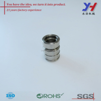 Customized Nice precision OEM SS304 auto spare parts CNC machined