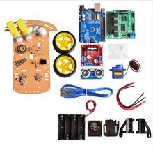 Robot Car Chassis DIY kit For Arduino